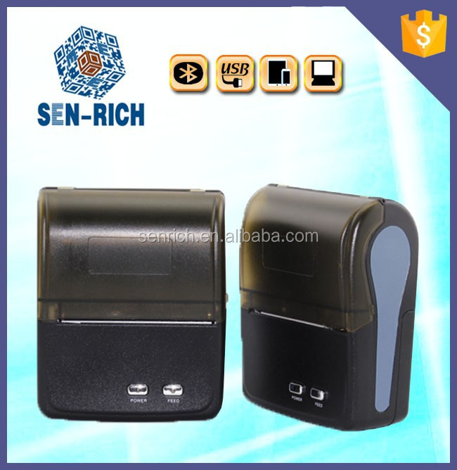 Bluetooth Printer, Wireless Thermal Printer , can work with Android System