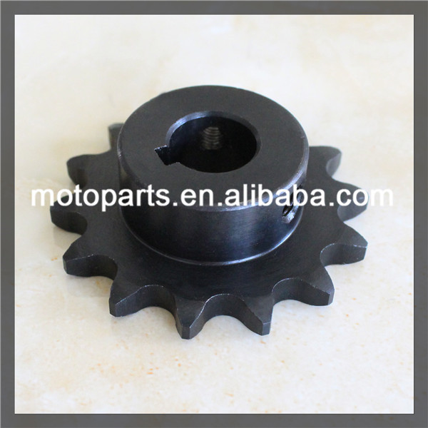 "14 Tooth #420 chain sprocket Gear with 5/8"" Bore for shaft go kart"
