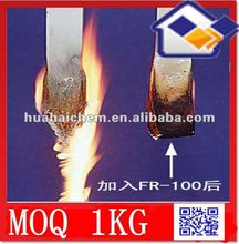new flame retardant 2012 used in polyurethane resin binders