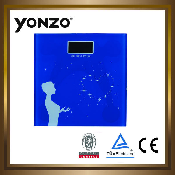 YZ-1604 180kg electronic bathroom weighing bathroom balance