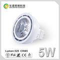 GU10 LED Spotlight MR16 COB Dimmable 5W LED Lamps Wholesale China