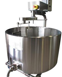 mozzarella cheese making machine