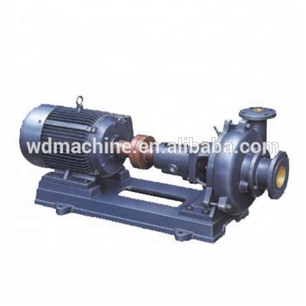 PN Single Stage Single Suction Slurry Pump/ small slurry pump