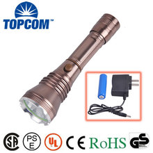 TP-1810 CREE XPE Long Beam LED Rechargeable Mining Flashlight
