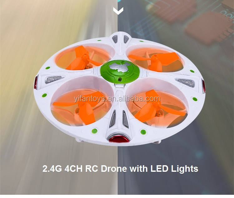 Cheaper HC620 2.4G 4CH 6-Axis 3D Eversion Mini RC Drone Professional Headless Mode Nano RC Quadcopter UFO Kit