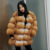 CX-G-A-267 Fashion Lady Taobao Coat Fox Fur Winter Jacket Women
