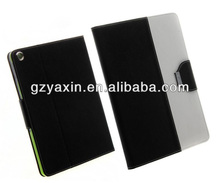 Crazy 360 degree rotating leather case for ipad air/5