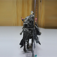 knight action figure/plastic action figure model toy/make Custom Action Figures