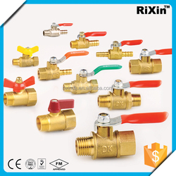 "RX 1161 1/4"" stop valve prioducer 1/4"" nsf food grade ball valve 1/4"" gear operated ball valve"