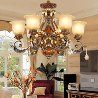 Christmas decorative new upgrade dining room furniture low ceiling chandelier
