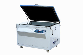 New style Miro-computer Screen Printing Exposure Machine