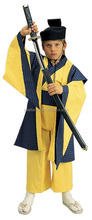 cosplay costumes for Boys Samurai kids Costume large QBC-8888