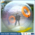 Outdoor funny inflatable zorb ball/zorbing bubble ball for kids and adults