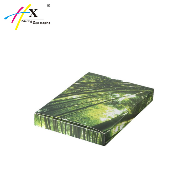 wholesale high quality paper folding box with photo frame