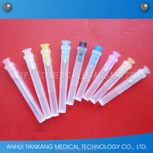 single used disposable steriled piercing needles