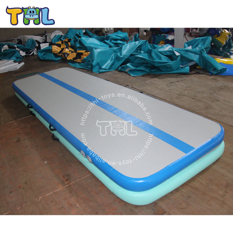 Factory Price Gymnastics Tumbling Mat Air Track for Home Use, Beach, Park and Water