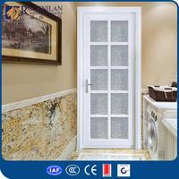 ROGENILAN 45# AS2047 CE Certifications, pooja latest white modern aluminium room doors