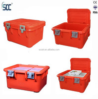 SCC kitchen equipment foot hot box, food box for hot