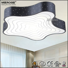 Art Decor LED Ceiling Lamp Annual Ring Design Light Star Shape Ceiling Lamp Modern MD2438