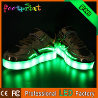 customized waterproof led light shoes