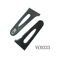 Wholesale PVC sleeve tab hook and loop adjustable cuff tab for outdoor