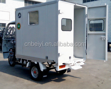Cheap four door electric ambulances tuk tuk tricycle In Nigeria