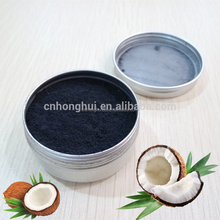 FDA approval organic food grade teeth whitening bamboo activated coconut charcoal powder
