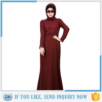 Newest design manufacturer china jubah beautiful kaftans