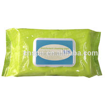 Antibacterial OEM medical equipment disinfectant wipe