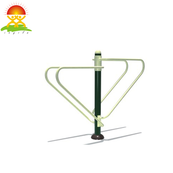 Outdoor fitness equipment parallel bar