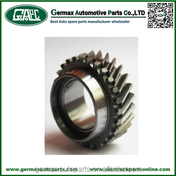 Countershaft Third Gear for Truck Spare Parts AZ2210030224