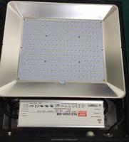 200w 160lm/w ultra slim led flood lights with motion sensor