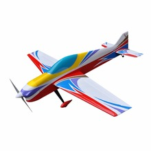 "plane model balsa rc airplane fiberglass Magpie 59"" V2 aeromodelling in china"