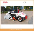 JJCC TRAILER electric towing tractor FOR CARGO LUGGAGE AIRPORT electric tow trialer
