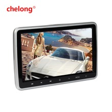 Cheaper hot selling 10.<strong>1</strong> inch car touch screendvd with FM,IR car dvd car dvd player headrest