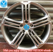 high quality replica brand alloy wheels for German car 5X100 5X112