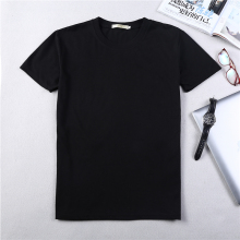 custom cheap promotion logo printing fast delivery cotton wholesale t shirts china