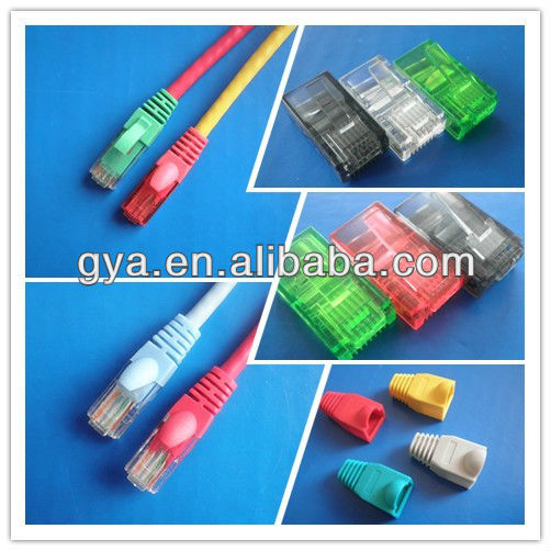 cat5e/cat6/cat6A utp/ftp/sftp/sstp patch cord, patch cable, patch lead