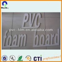 PVC/WPC Foam Sheet Manufacturer for Carving/Decoration/thin foam sheet