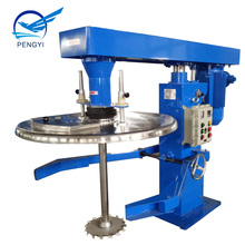 high speed disperser/dispersing machine used in production line