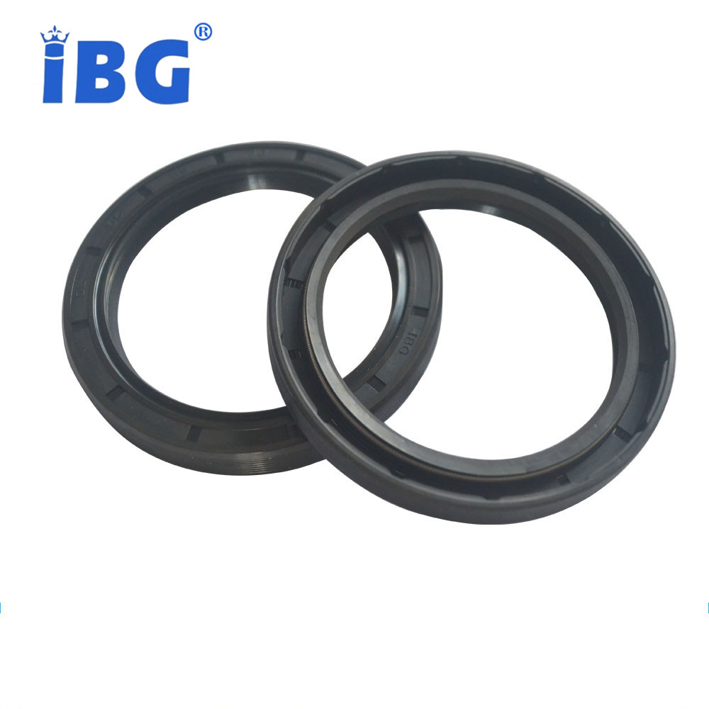 Oil Resistant NBR Black TC Style Oil Seal