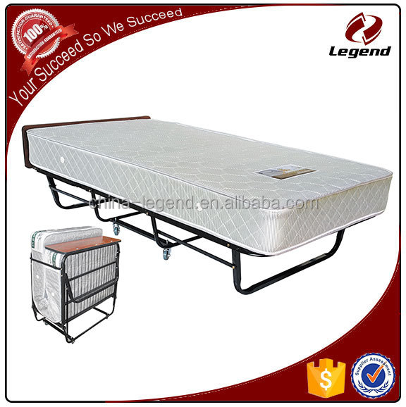 Hot-selling nice design fabric soft bed modern hotel bed
