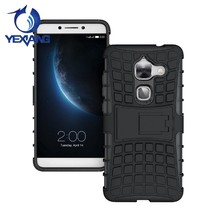 tire design robot armor case for leeco le max2 max 2 x820 x821 back cover