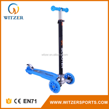 three wheel mini scooter for kids