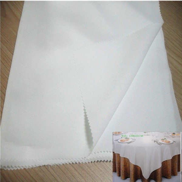 100% polyester coated oxford table cloth fabric