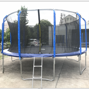 Round 16ft rent a trampoline with enclosure