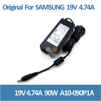 AD-9019S Replacement 19V 4.7A 90W Laptop AC Adapter for Samsung Notebook Model Numbers: NP700Z7C NP700Z7CH