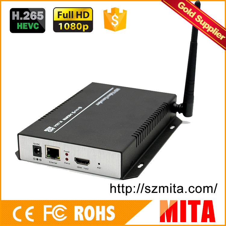 DHL Free Shipping HDMI RTSP RTMP Encoder H.264 IPTV Encoder HDMI Input To IP For Live Streaming