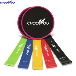 hot sale Latex-free Mini Bands Exercise Resistance Latex Band Loop Wholesale