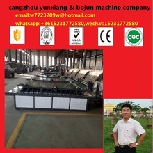 Automatic High Speed with Pile Turning Stacking Flute Laminating machine